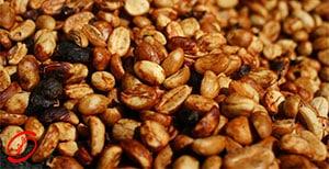 secado-honey-de-los-granos-de-cafe