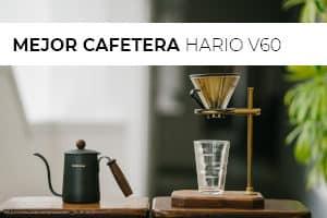 Mejor cafetera hario 2020