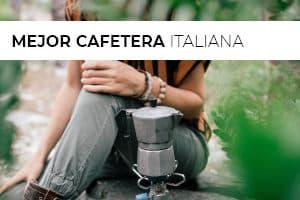 Mejor cafetera italiana 2020