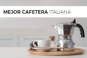 Mejor cafetera italiana del 2020