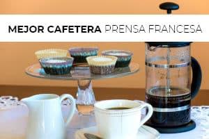 Mejor cafetera prensa francesa 2020