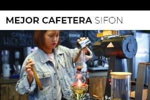 Mejor cafetera sifon 2020