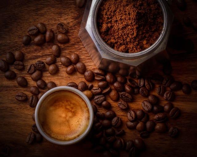 como preparar cafe